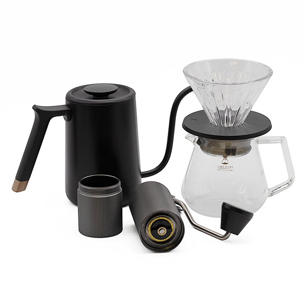 Timemore-Pour-Over-Black-Coffee-Set